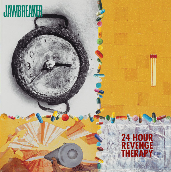 Jawbreaker: 24-Hour Revenge Therapy LP blowup
