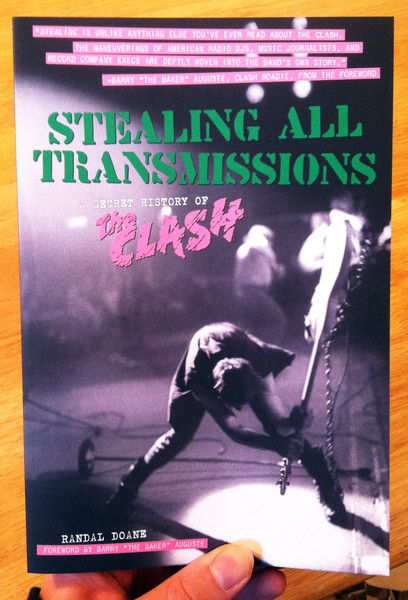 stealing all transmissions by randal doane