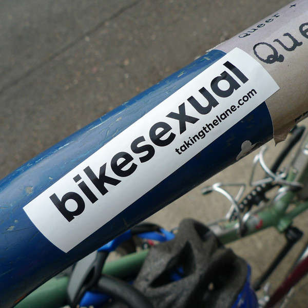 Sticker #343: BikeSexual