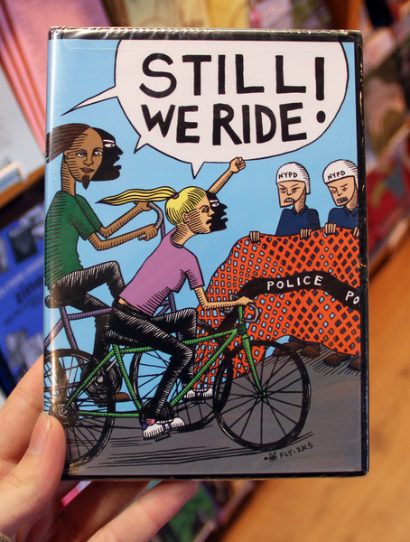 still we ride dvd cover