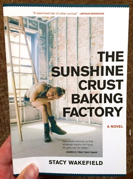 The Sunshine Crust Baking Factory by Stacy Wakefield