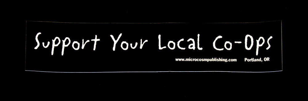Sticker #234: Support Your Local Co-ops
