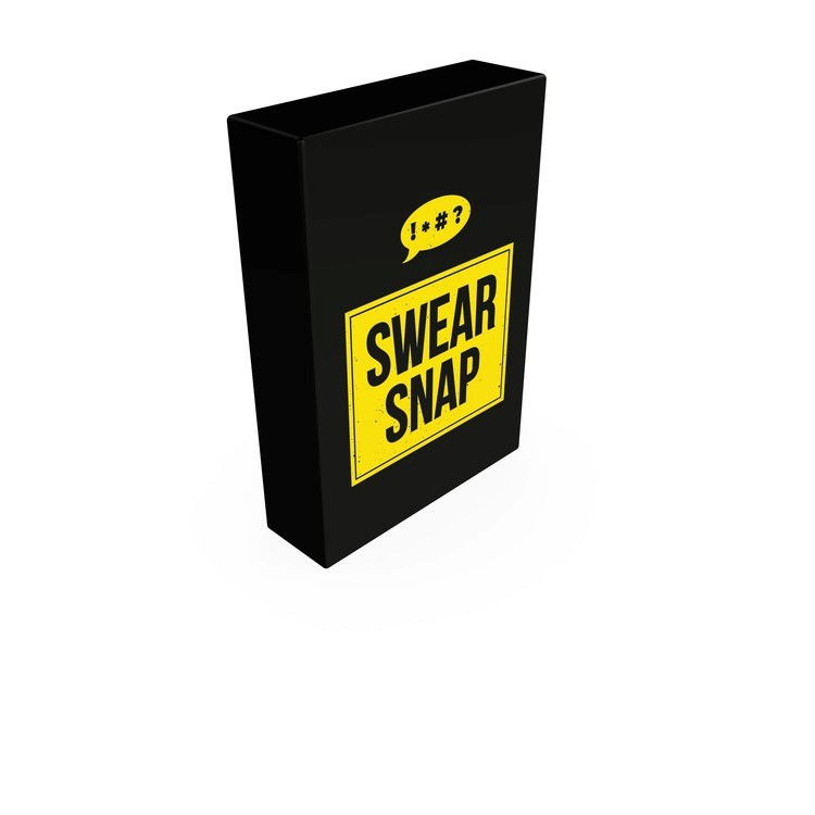 Swear Snap: The most foul-mouthed card game you'll ever play