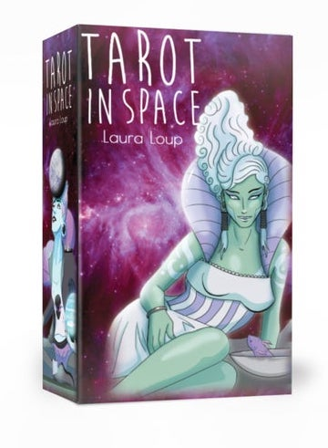 Tarot in Space Deck blowup