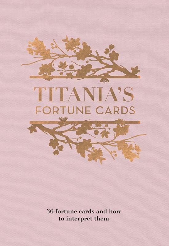 Titania's Fortune Cards: 36 Fortune Cards and How to Interpret Them