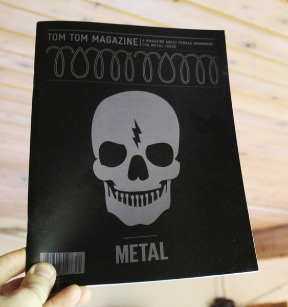 Tom Tom #13: The Metal Issue