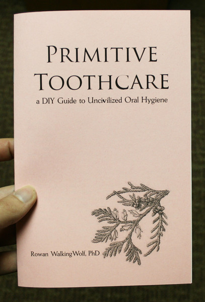 Primitive Toothcare by Rowan Gangulfr blowup