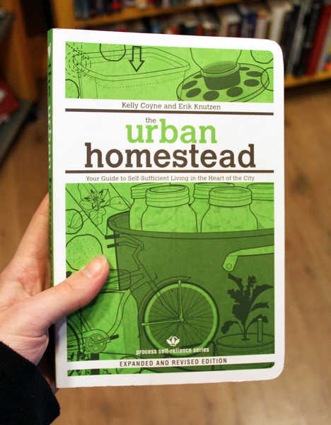Urban Homestead by Kelly Coyne