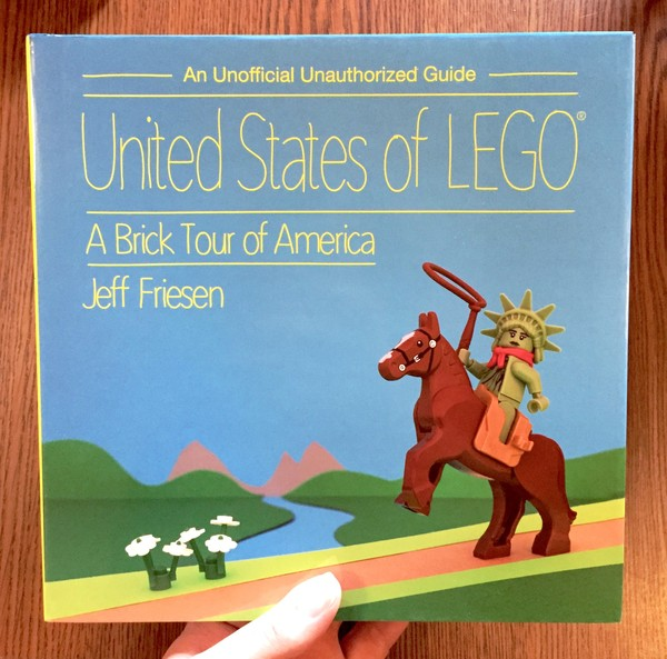 United States of LEGO: A Brick Tour of America