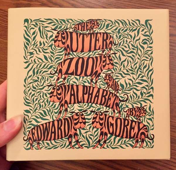 Utter Zoo: An Alphabet by Edward Gorey, The