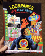 Loompanics Unlimited Live! in Las Vegas: Articles and Features from the Best Book Catalog in the World
