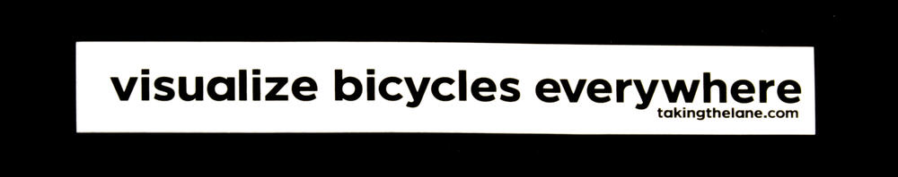 Visualize Bicycles Everywhere