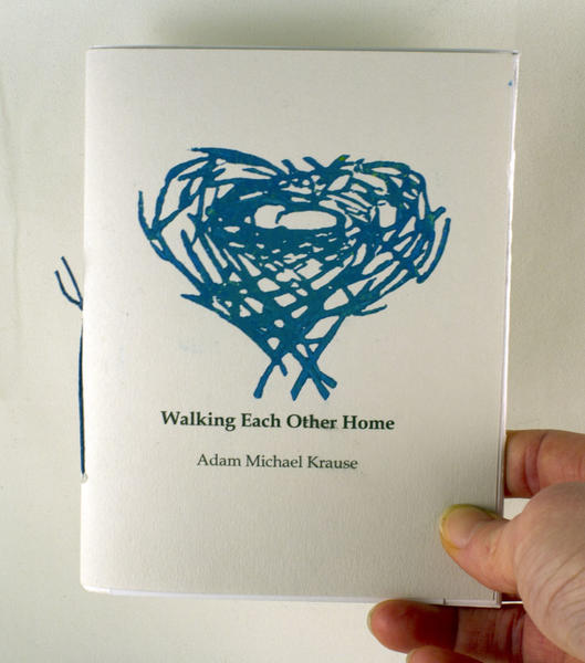 Walking Each Other Home (zine)