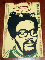 Walter Rodney poster