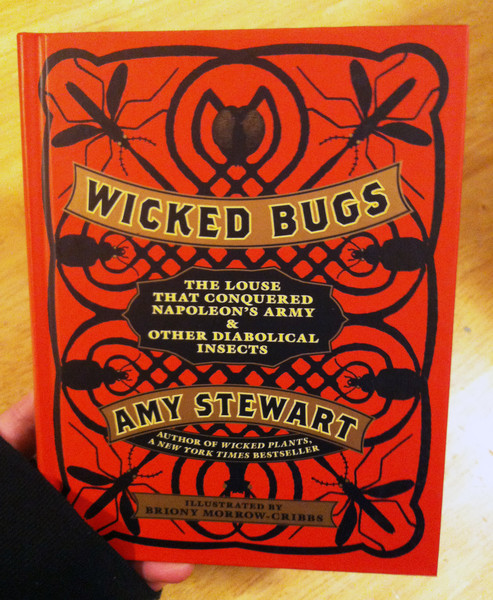 Wicked Bugs by Amy Stewart blowup