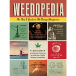 Weedopedia: An A-to-Z Guide to All Things Marijuana
