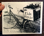 We Ride Bicycles: A Bike Zine by Women for Everybody