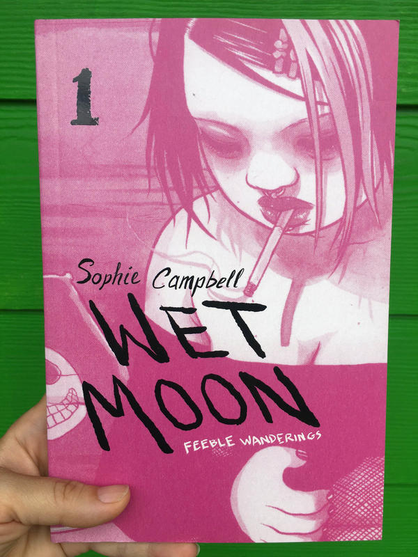 Wet Moon Vol. 1: Feeble Wanderings blowup