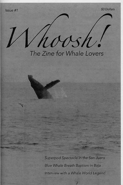 Whoosh!: The Zine for Whale Lovers