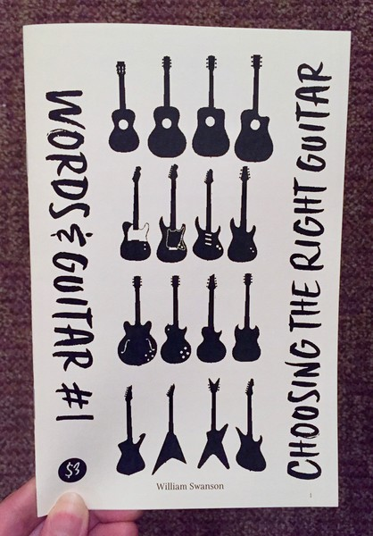 16 different silhouettes of guitars on a white background
