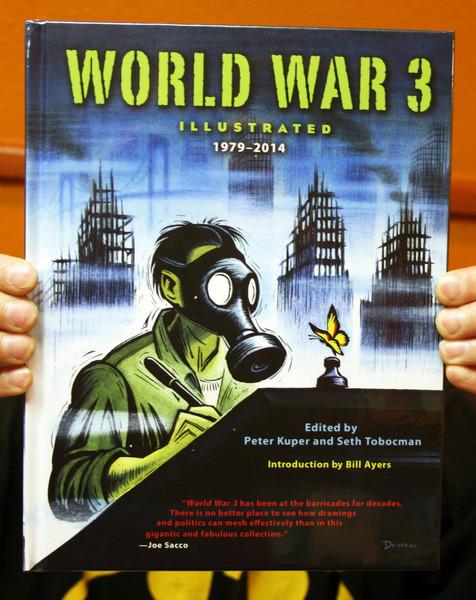 World War 3 Illustrated by Seth Tobocman and Peter Kuper
