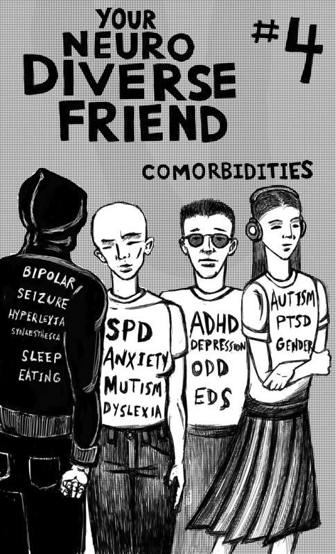 Your Neurodiverse Friend #4: Comorbidities